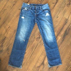 Abercrombie & Fitch Jeans Slim Straight 32W 30L